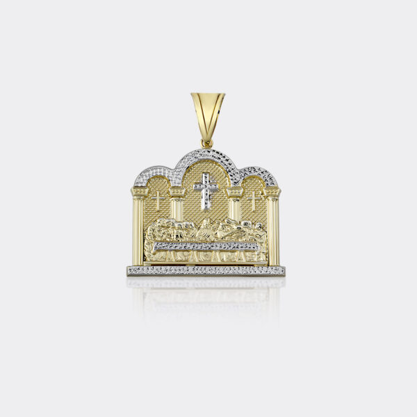 The Last Supper Charm